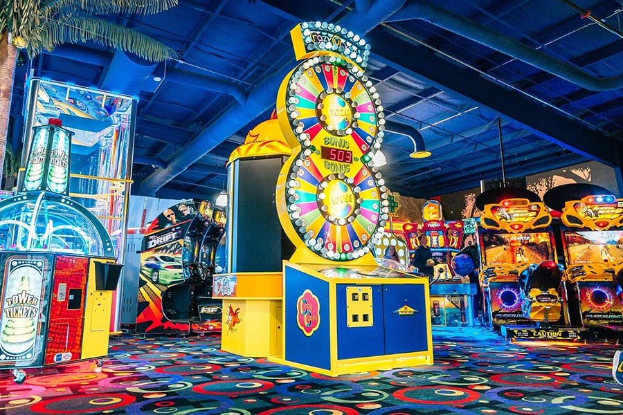 Arcade | Bananas Fun Park - Grand Junction, CO