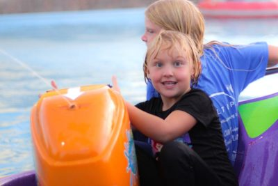 Bumper Boats | Bananas Fun Park - Grand Junction, CO
