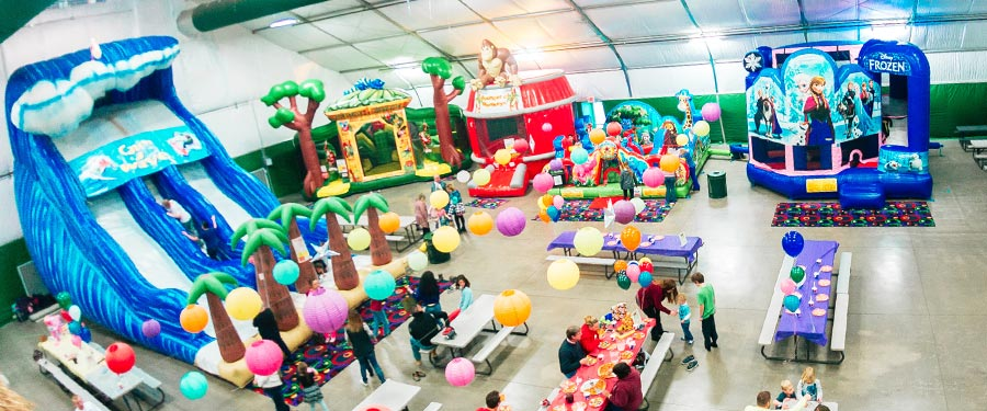 Birthday Indoor Playland | Bananas Fun Park - Grand Junction, CO