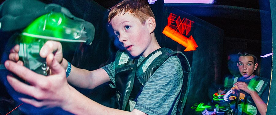 Birthday Unlimited (Lazer Tag Players) | Bananas Fun Park - Grand Junction, CO