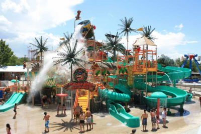 Coconut Cove | Bananas Fun Park - Grand Junction, CO