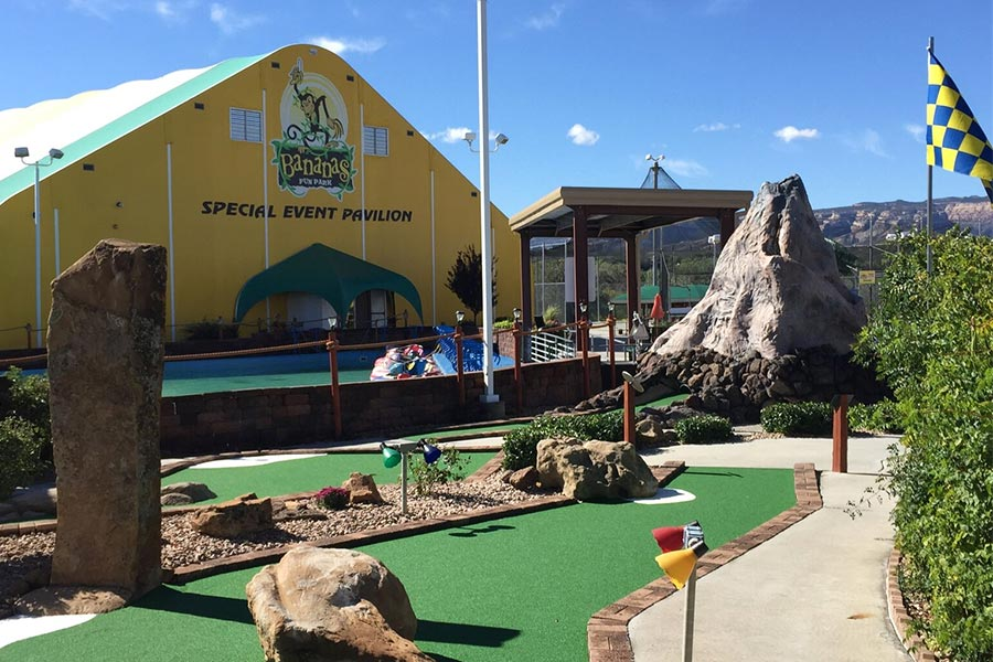 Special Event Pavilion | Bananas Fun Park - Grand Junction, CO