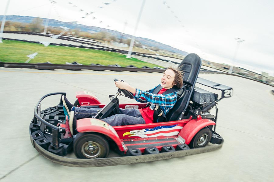 Rookie Karts | Bananas Fun Park - Grand Junction, CO